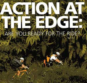UltraFit Magazine - Action at the Edge: Are you ready for the ride?
